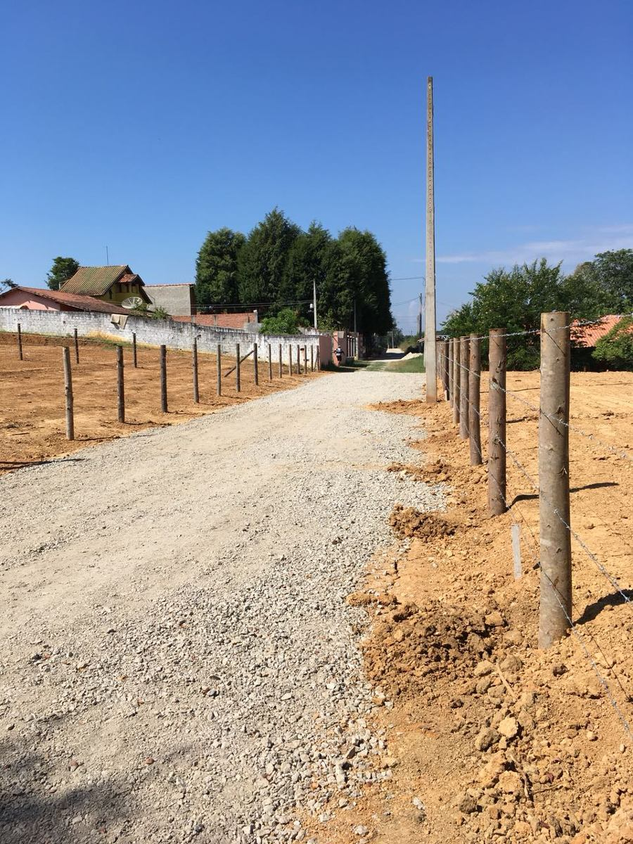 s terrenos pronto para construir chacaras 32 mil avista.