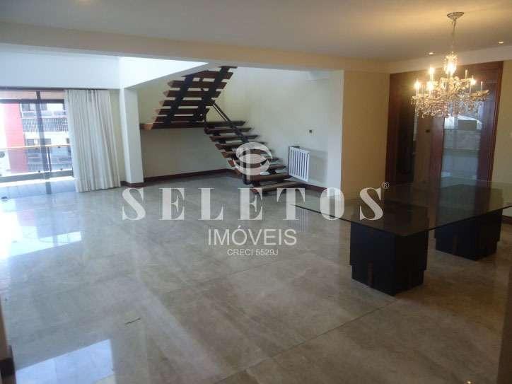 s0203 - apartamento para venda com 500 metros quadrados e 5