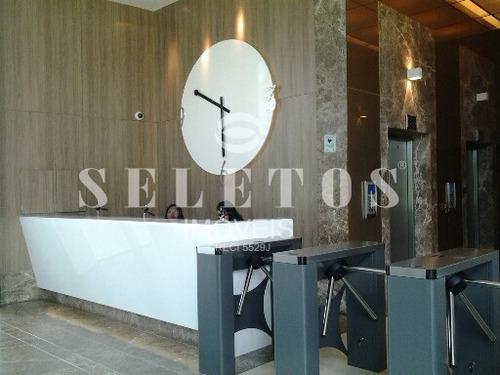 s0210 - sala comercial para venda tem 49 metros quadrados em