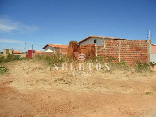 s0268 - terreno à venda 200 m² nova mossoró