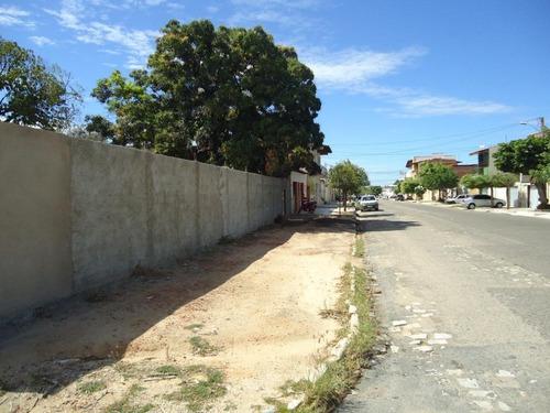 s0274 - terreno à venda em mossoró 1.692m²