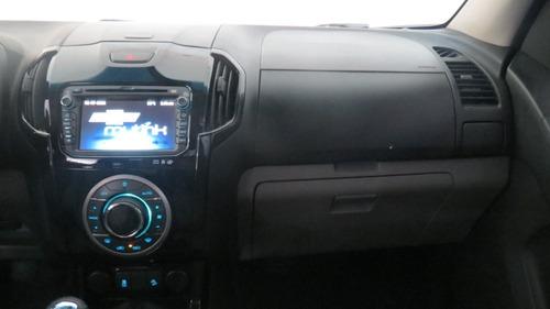 s10  2015  2.5 ltz cab. dupla 4x4 flex