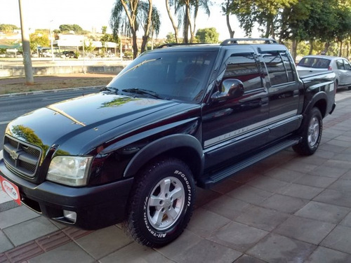 s10 2.4 mpfi advantage 4x2 cd 8v gasolina 4p manual