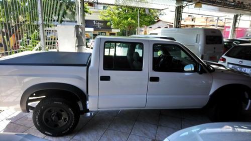 s10 2.8 colina cab. dupla 4x4 2008