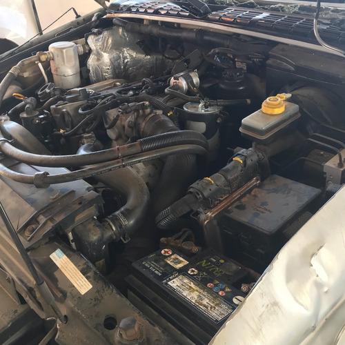 s10 2.8 diesel 4x4 2011 - sucata para retirar peças