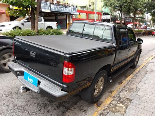 s10 2.8 executive  diesel cab. dupla 4x4 4p 2003