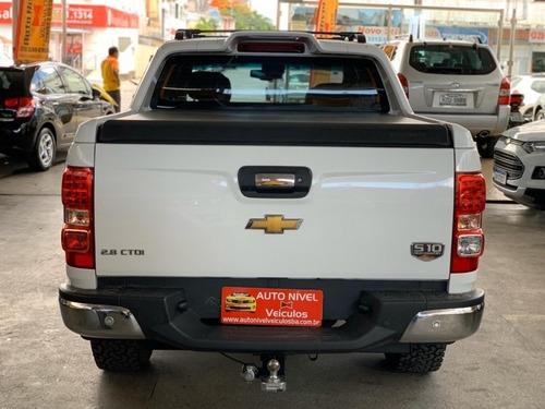 s10 2.8 high country 4x4 cd 16v turbo diesel 4p automático