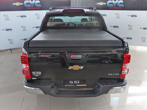 s10 2.8 high country 4x4 cd 16v turbo diesel 4p automático