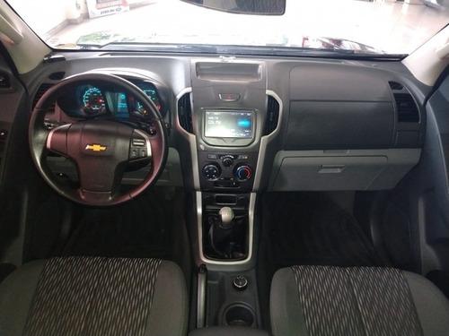 s10 2.8 lt 4x4 cd 16v turbo diesel 4p manual 129734km