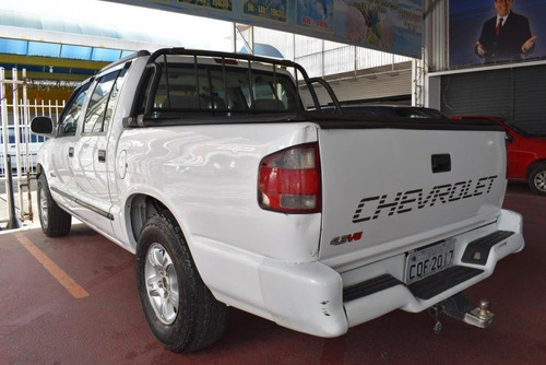 s10 4.3 sfi dlx 4x2 cd v6 12v gasolina 4p manual