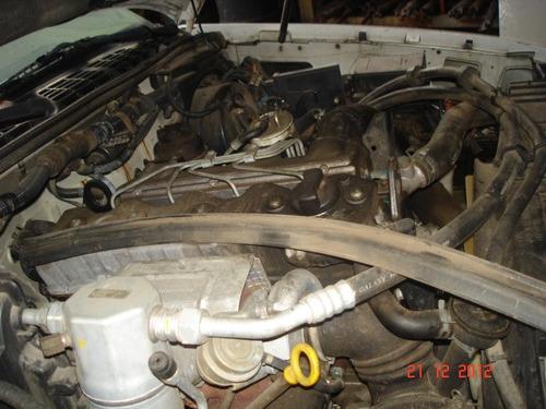 s10 4x4 2.8 diesel 2004 motor cambio cabine rodas (sucata)