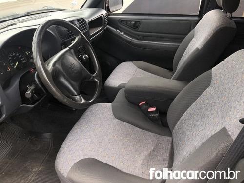 s10 cabine dupla s10 4x2 2.8 (nova serie) (cab dupla)