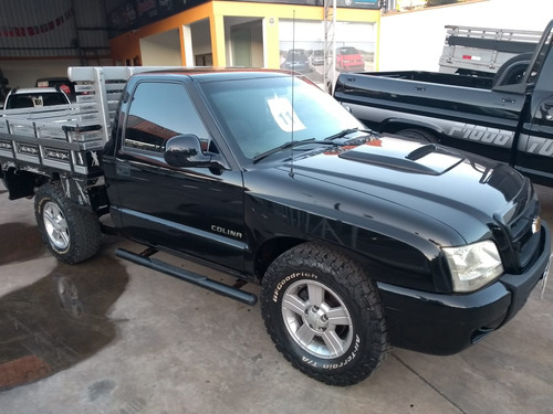 s10 colina 4x4 cabine simples diesel