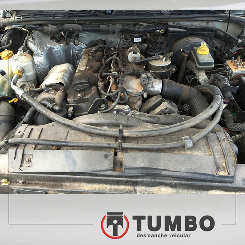 s10 executive 2.8 diesel 4x4 - sucata para retirar peças