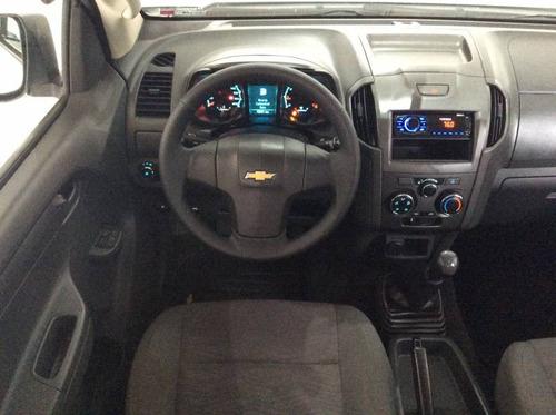 s10 ls cabine dupla 2.4 2015 flex