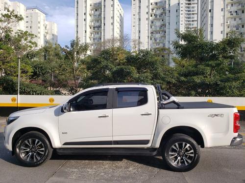 s10 ltz 4x4 cd 2.8 16v turbo diesel 4p aut. 2018