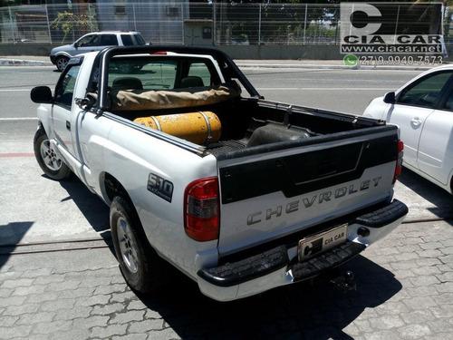 s10 pick-up 2.4 mpfi 8v 128cv/ rodeio
