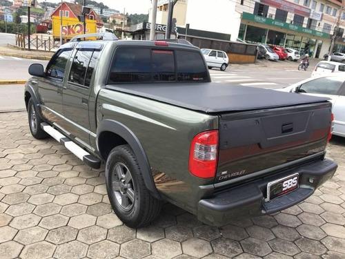 s10 pick-up rodeio 2.4 8v