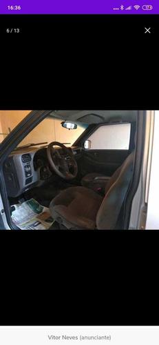 s10 rodeio 4x2 cab dupla 2011 2.8