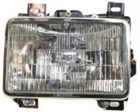 s10 / s-10 pickup 1994 - 1997 faro derecho delantero nuevo!!
