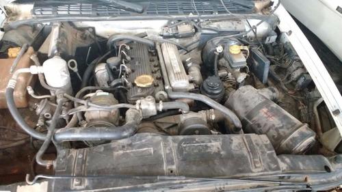 s10 turbo diesel cab. dupla ( sucata somente para peças )