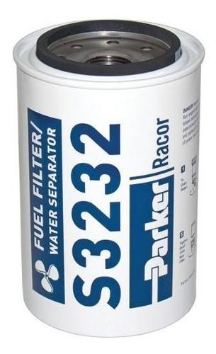 s3232 elemento racor filtro/sep marino serie 660r-rac-01