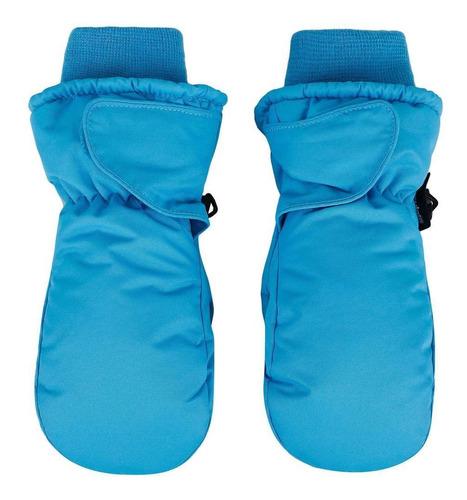 s(4-6y) - blue - niños impermeabilizan thinsulate invie-0251