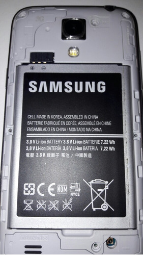 s4 mini samsung - no carga android
