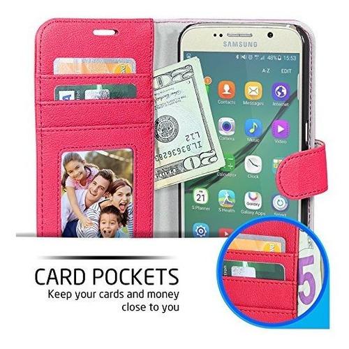 s6 portafolios casos buddibox rosado