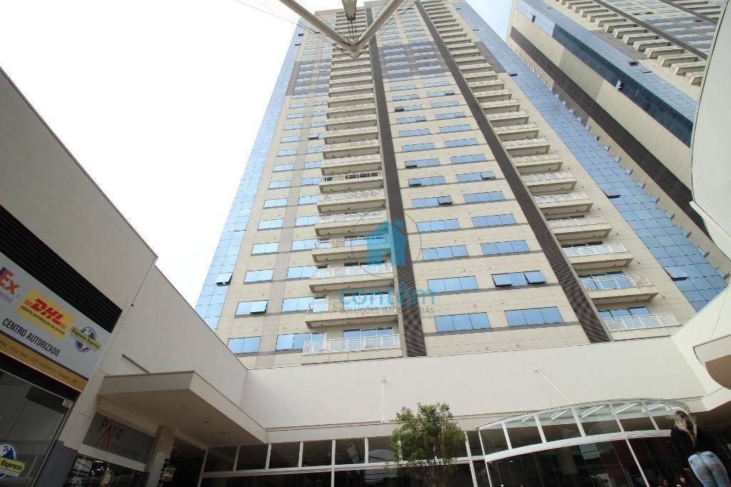 sa0049 - sala para alugar, 38 m² por r$ 993/mês - continental - osasco/sp - sa0049