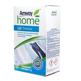 Sa8 Detergente Polvo Concentrado Para Ropa 1kg Biodegradable
