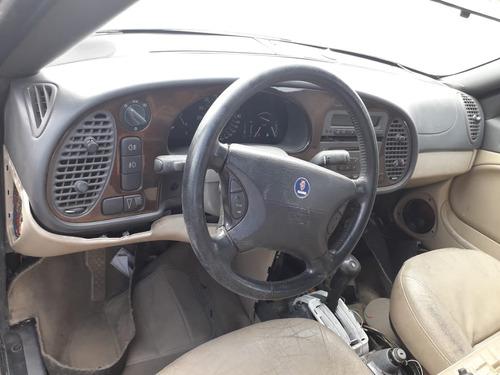 saab 93 convertible descapotable 1997 para partes piezas