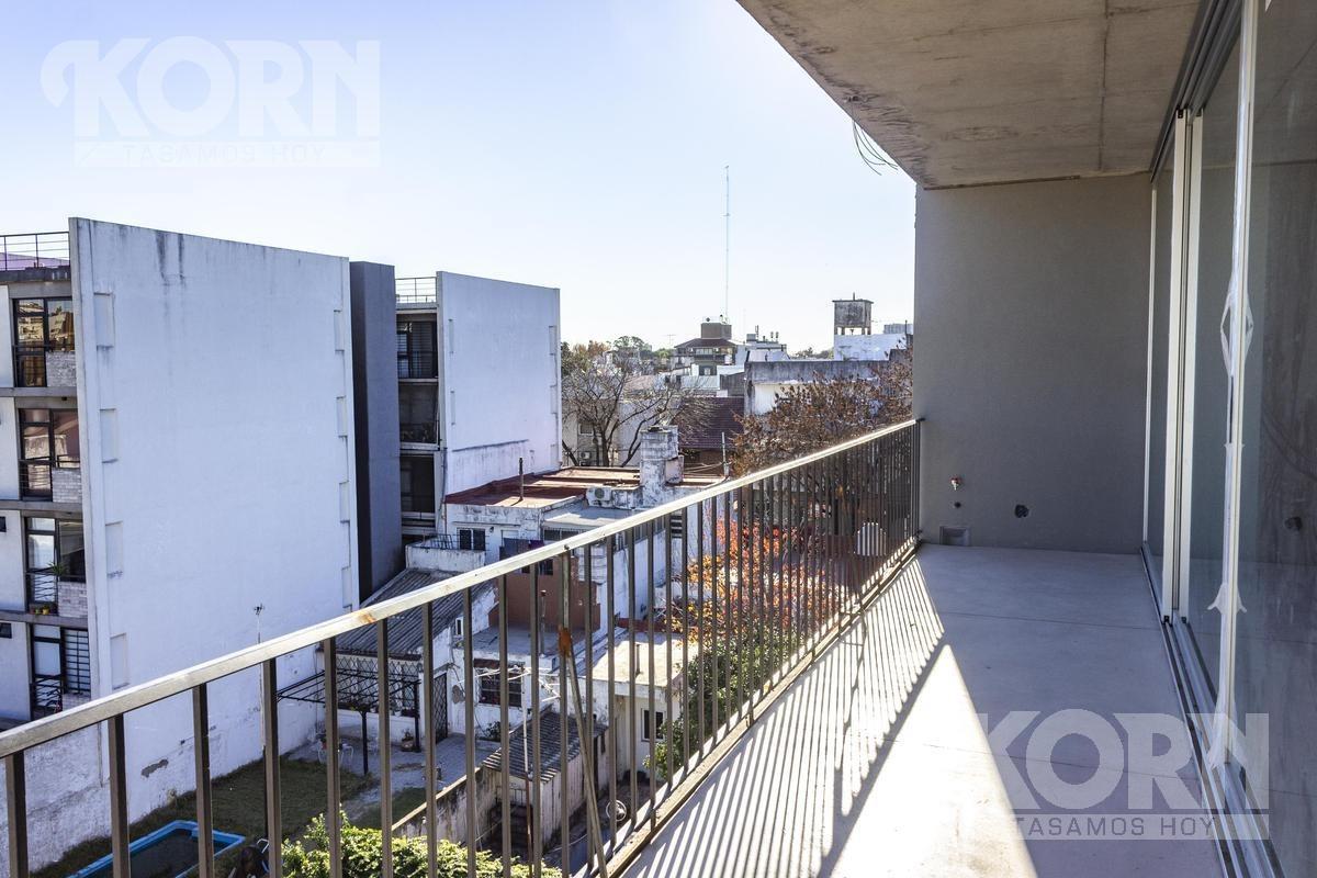 saavedra - departamento en venta de 1 ambiente divisible con terraza proximo a estrenar