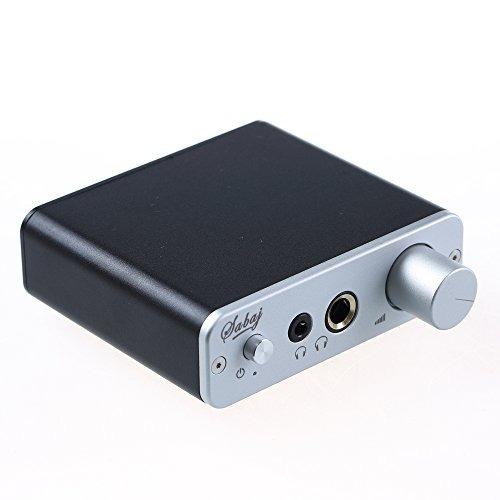 sabaj audio pha1 amplificador portátil de auriculares de...