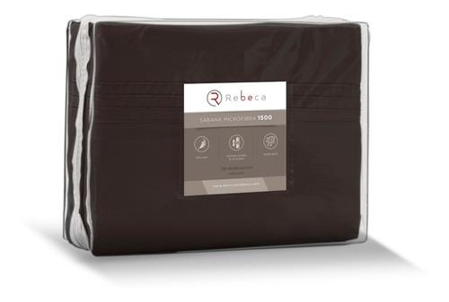 sábana microfibra premium luxury - king size - 8 colores