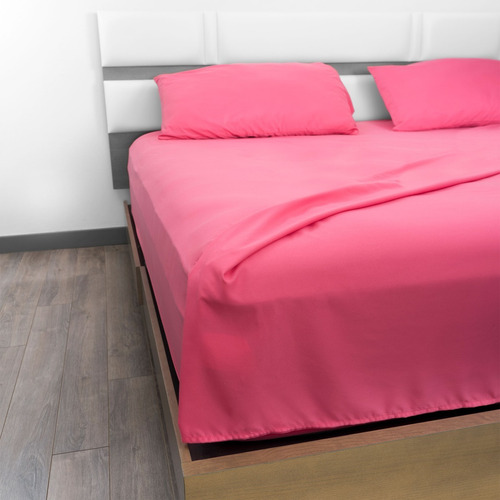 sábana microfibra premium luxury - matrimonial - 8 colores