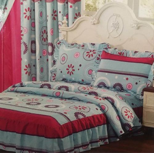 sabana y cortinas