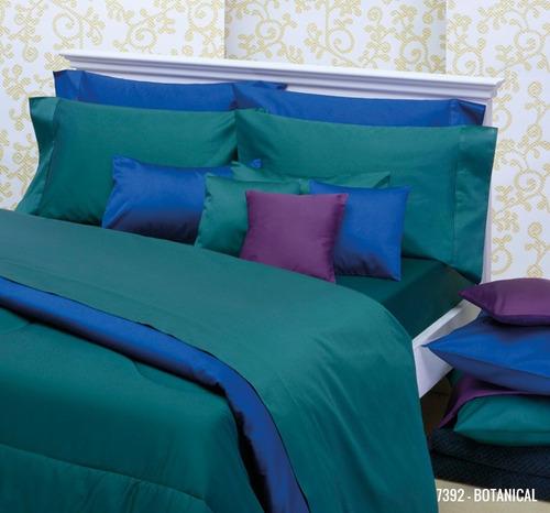 sabanas 400 hilos danubio 100% saten algodón egipcio queen