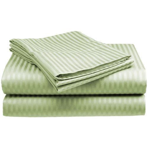 Juego de s banas cama algod n satinado king size beige for Medidas de sabanas para cama king size