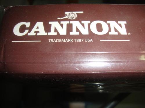 sabanas cannon tamaño queen nueva