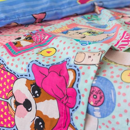 sábanas infantiles piñata disney 1 1/2 paw patrol simones y+