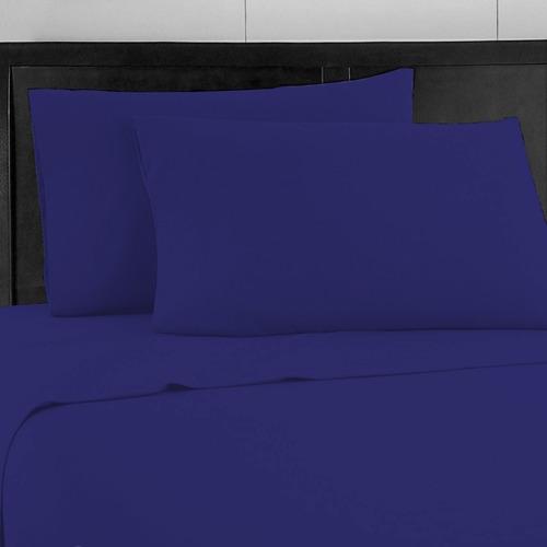 sábanas king size lisas suavidad egipcia colores a elegir