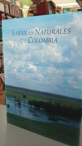 sabanas naturales de colombia.