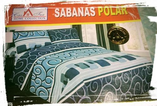 sabanas polares x 6 de 2 plazas