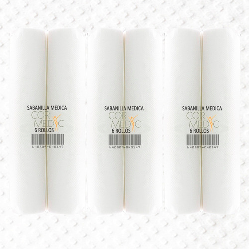 sabanilla desechable (x6) compra 2pack envio gratis cormedic