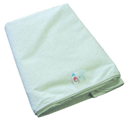 sabanilla protector de colchón film poliuretano 0.65 x 1.6mt
