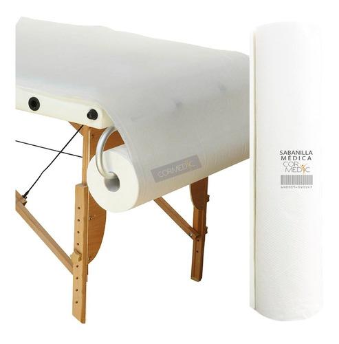 sabanilla rollo de papel para camillas / cormedic