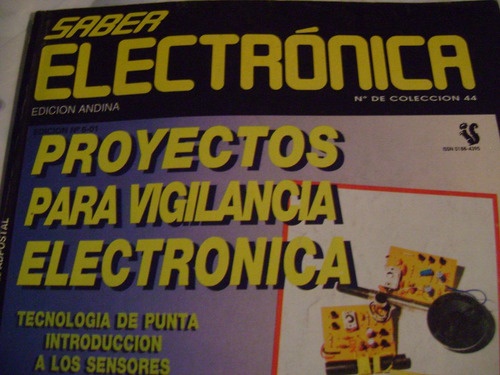 saber electrónica no. 39.  radio am de 8 transistores.