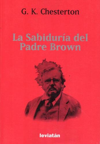 sabiduría del padre brown chesterton (le)