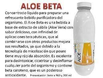 sabila aloe vera omnilife 960 ml desinflamante